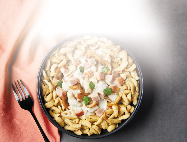 Maultaschen : pâtes farcies allemandes à la viande ou aux légumes
